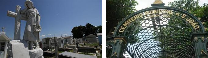 Cemitério São João Batista Manaus