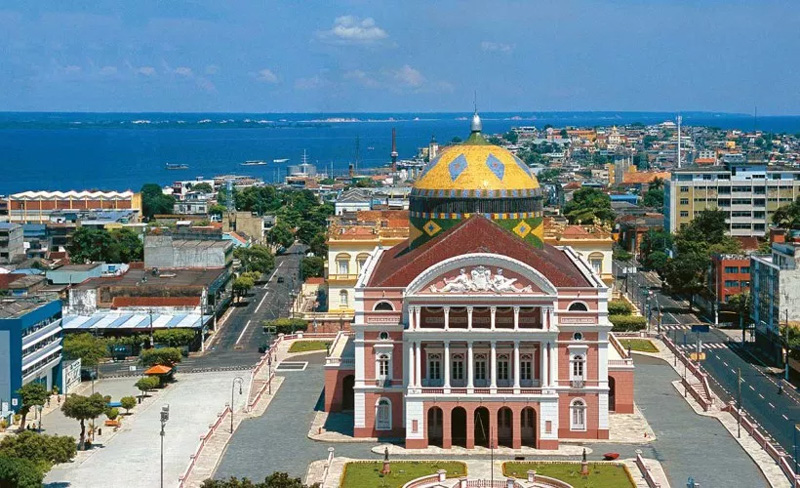 História de Manaus