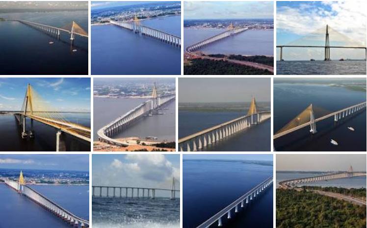 Ponte Rio Negro Manaus Fotos