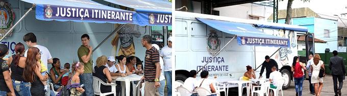 Justiça Itinerante Manaus