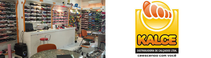 Kalce Distribuidora de Calçados em Manaus